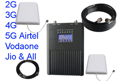 Signal Booster Delhi: 2G 3G 4G Mobile Network for Home