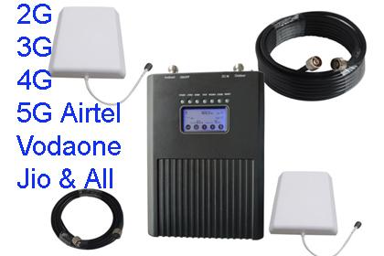 8aacb4e6874221 Signal Booster Delhi: 2G 3G 4G Mobile Network for Home Airtel ...