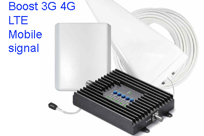 Boost 3G 4G Mobile Signal