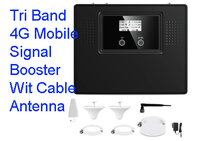 Tir Band 4G Mobile Signal Booster